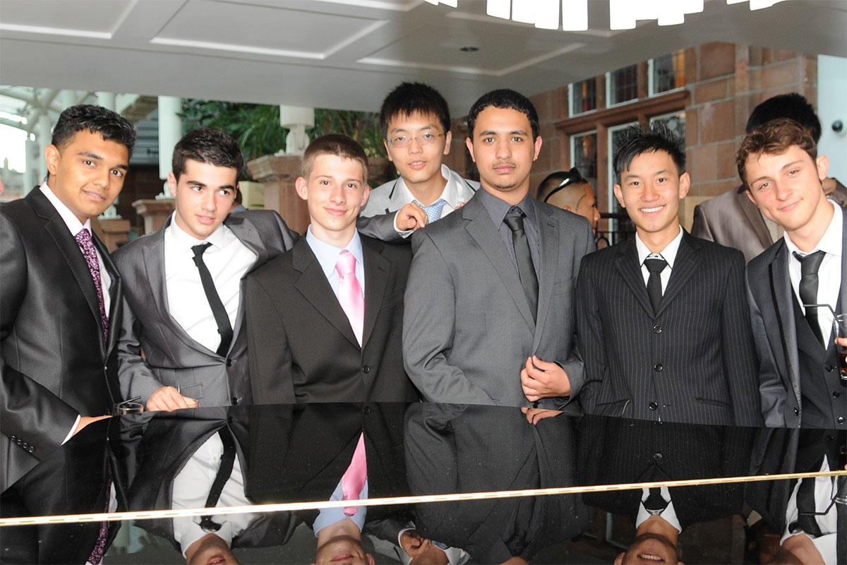 Prom-boys